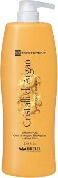 Шампунь Brelil Professional Numero увлажняющий с маслом Арганы и Алоэ 1000 мл (8011935067299)