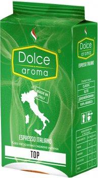Кофе молотый Dolce Aroma Top 250 г (4820093481359)