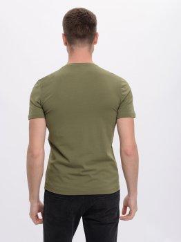Футболка Calvin Klein Jeans 7620 Зеленая