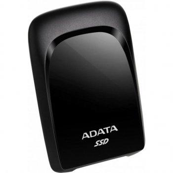 Накопичувач SSD USB 3.2 480GB ADATA (ASC680-480GU32G2-CBK)