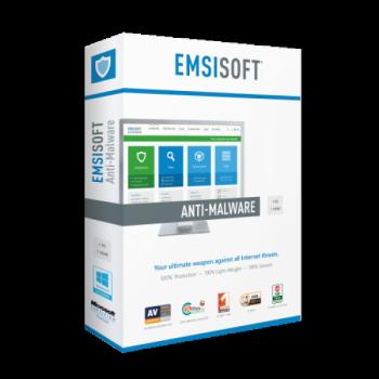 Emsisoft Business Security 1 рік 3-24 ПК