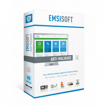 Emsisoft Enterprise Security 3 рокі 3-24 ПК