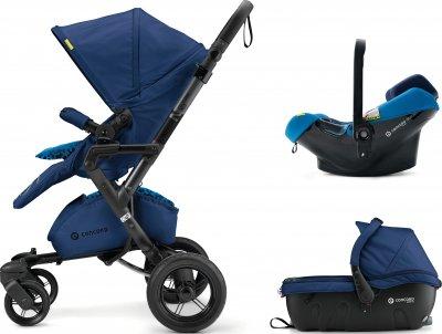 Универсальная коляска 3 в 1 Concord Neo Travel Set Snorkel Blue (NASL0993) (8433228029553)