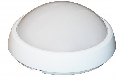 Стельовий світильник ELCOR LED 12W 4200K Круг (713008)