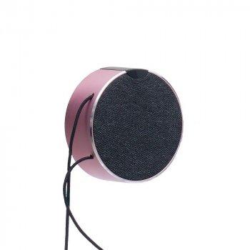 Портативна Bluetooth колонка OneDer V12 Pink