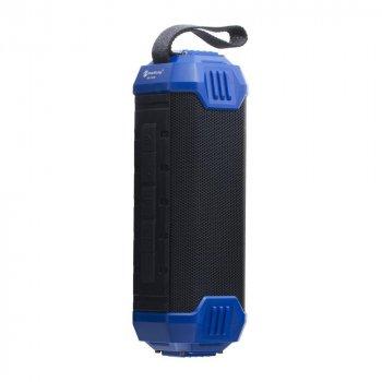 Портативна Bluetooth колонка New Rixing NR-1000 Blue