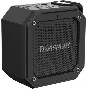 Акустическая система Tronsmart Element Groove Bluetooth Speaker Black (FSH77140)