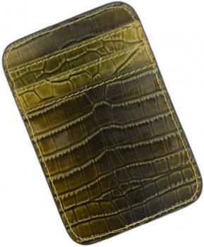 Картхолдер Traum 7111-32 Темно-зеленый (4820007111327)