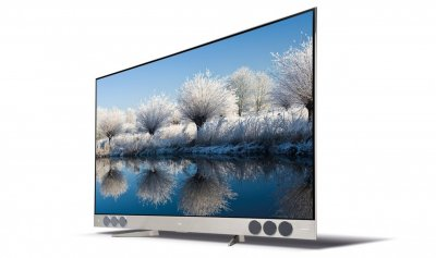 Телевизор Thomson U55X9006 / 55 дюймов / QLED / UltraHD 4K / Android 9.0 / JBL SoundBar (Thomson U55X9006)