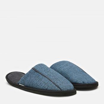 Комнатные тапочки FX shoes Портленд 19001 Синие