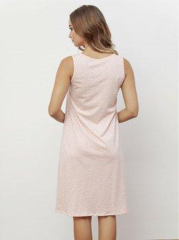 Ночная рубашка Roksana 1170 Светло-розовая