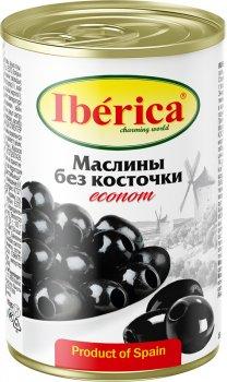Оливки Iberica Econom без кісточки по 280 г (8436024297713)