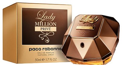 Парфумована вода Paco Rabanne Lady Million Prive woman edp 80ml