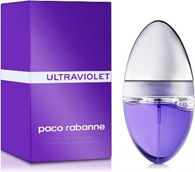 Парфумована вода Paco Rabanne Ultraviolet woman edp 50ml