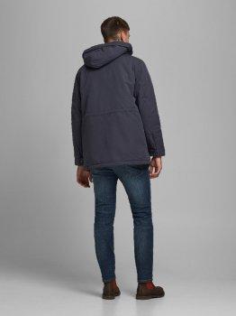Куртка мужская Jack&Jones 12173668 Dark Navy темно-синий (JJ3 12173668 Dark Navy)