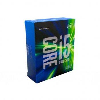 Процесор INTEL Core™ i5 6600K (BX80662I56600K)