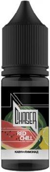 Рідина для електронних сигарет Chaser Salt Red Chill (Кавун + лимонад)