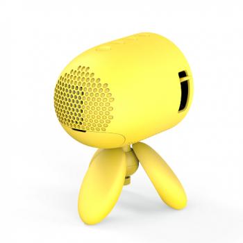 Детский мини проектор Folem YG220 Желтый (341-1)