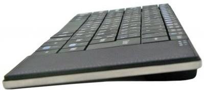 Клавиатура Gembird KB-P4-UA Black (KB-P4-UA)