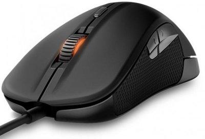 Комп'ютерна миша SteelSeries 300S Black (62488)