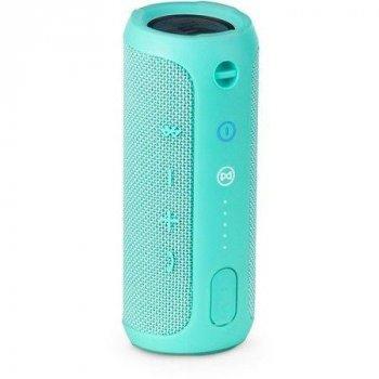 JBL Flip 4 Waterproof Portable Bluetooth Speaker Teal Grade A1 Refurbished
