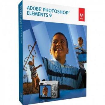 ПО для мультимедіа Adobe Photoshop Elements 9.0 Win OEM Ru (P65123366)