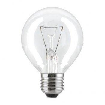 Лампа розжарювання шар 40D1/CL/E27 240V прозора GE Угорщина