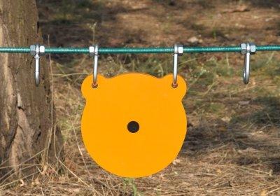 Стійка мала з гонгом 200мм Сателіт (621)