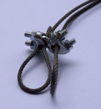 Підвіс тросиковий для маленьких гонгів Сателіт (615)