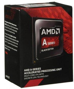 Процесор AMD A6 PRO-7400B 3.5 GHz / 1 MB (AD740BYBI23JA) FM2+ OEM