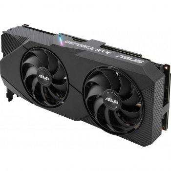 Відеокарта ASUS GeForce RTX2060 SUPER 8192Mb DUAL OC EVO V2 (DUAL-RTX2060S-O8G-EVO-V2)
