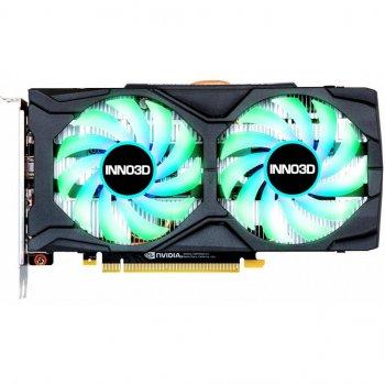 Відеокарта INNO3D GeForce RTX2060 6144Mb TWIN X2 OC RGB (N20602-06D6X-1710VA15LB)