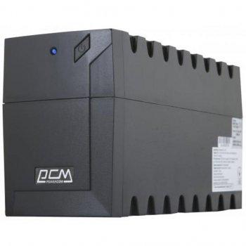 Пристрій безперебійного живлення Powercom RPT-1000A IEC