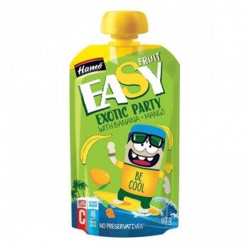 Пюре Hame EasyFruit Pouch яблуко з бананом і манго 110 г (26520510002083)
