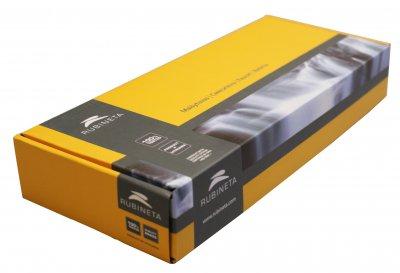 Смеситель для раковины RUBINETA Etna-18/D WT ETD0078 белый
