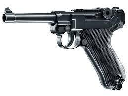 Пневматичний пістолет Umarex Legends P08 Blow Back