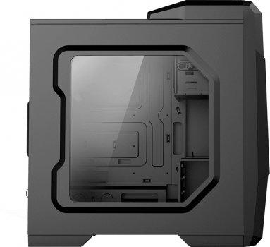 Корпус GameMax Hauberk G506x Black