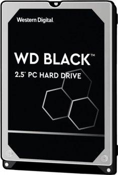 "Жорстку диск HDD Mobile 2,5"" 1TB WD Black SATA 3 64MB 7200rpm (WD10SPSX)"