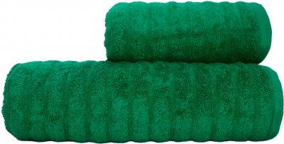 Полотенце Romeo Soft Dalga 50х90 зеленое (4820000005864)