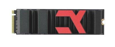 Накопичувач SSD 2TB GOODRAM Iridium Ultimate X M. 2 2280 PCIe NVMe 4.0 x4 3D TLC (IRX-SSDPR-P44X-2K0-80)