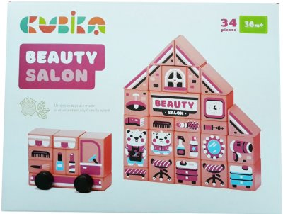 Конструктор Cubika Beauty salon LDK4 (4823056515146)