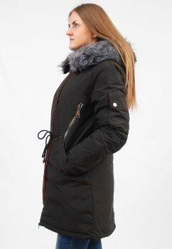 Куртка MENGYAXUELI черный