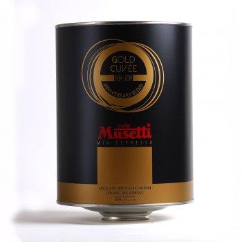 Кава в зернах Caffe Musetti Gold Cuvee 2 кг