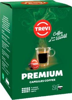 Кофе в капсулах Trevi Premium Blue 8.5 г х 20 шт (4820140051917)