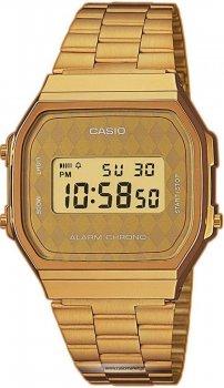 Чоловічі годинники Casio A168WG-9BWEF