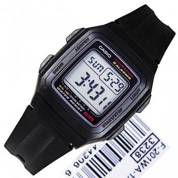 Чоловічі годинники Casio F-201WA-1AEF
