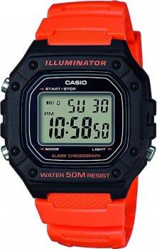 Чоловічий годинник Casio W-218H-4B2VEF
