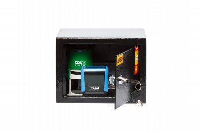 Мебельный сейф GUTE ЯМХ 15Т Черный (07021)