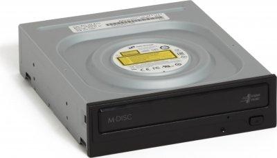 H-L Data Storage DVD±RW SATA GH24NSD5 Bulk Black