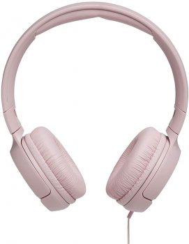 Навушники JBL T500 Pink (JBLT500PIK)